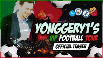 PPB Surprise Yonggery1 With a VIP Football Tour!