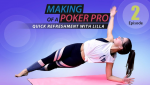 Making of a Poker Pro – Quick Refreshment with Lilla #2