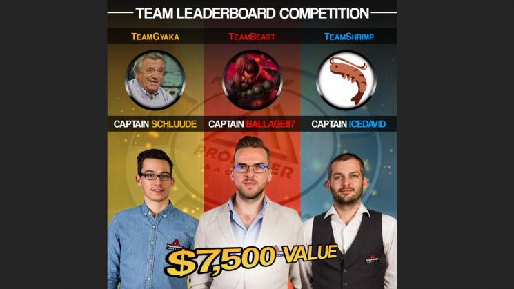 Pro Poker Backing MTT verseny