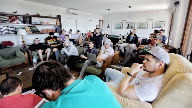 bitB bootcamp (Barcelona)